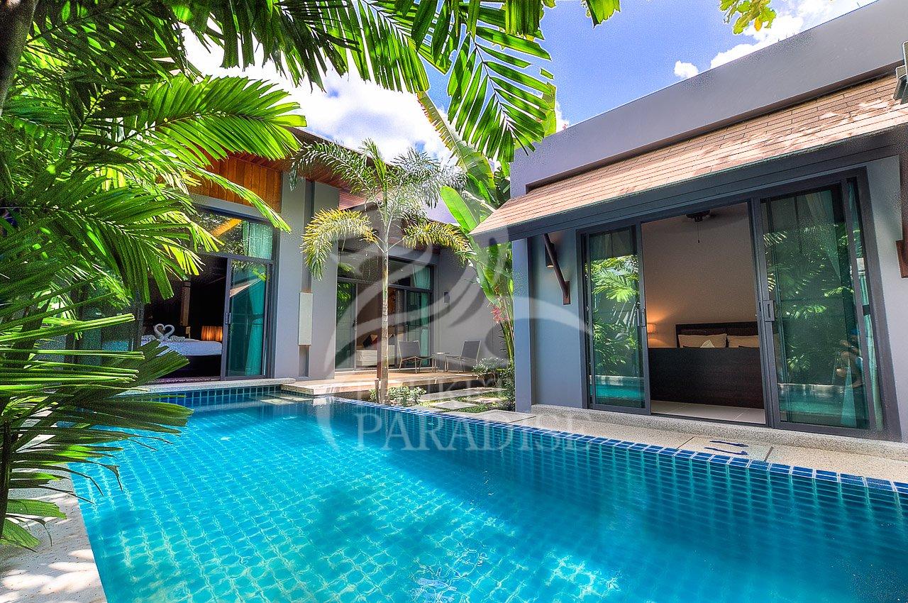 Вилла Onyx Phuket
