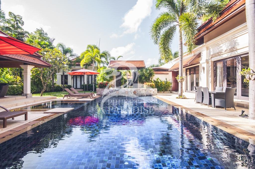 Вилла Sai Taan с 5 спальнями в аренду