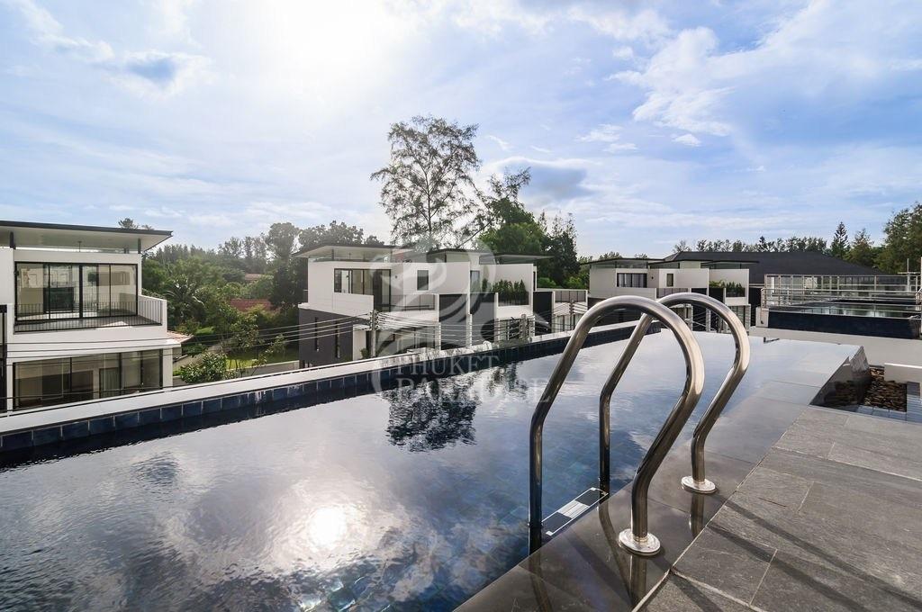 Laguna Park вилла с бассейном