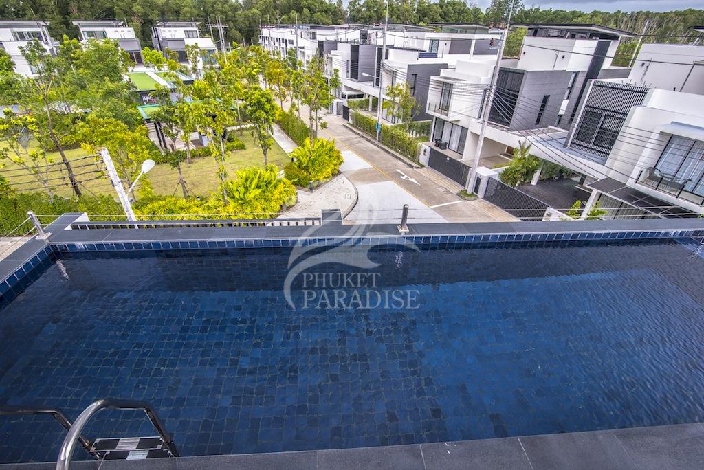 Вилла с бассейном в Laguna Park Phuket
