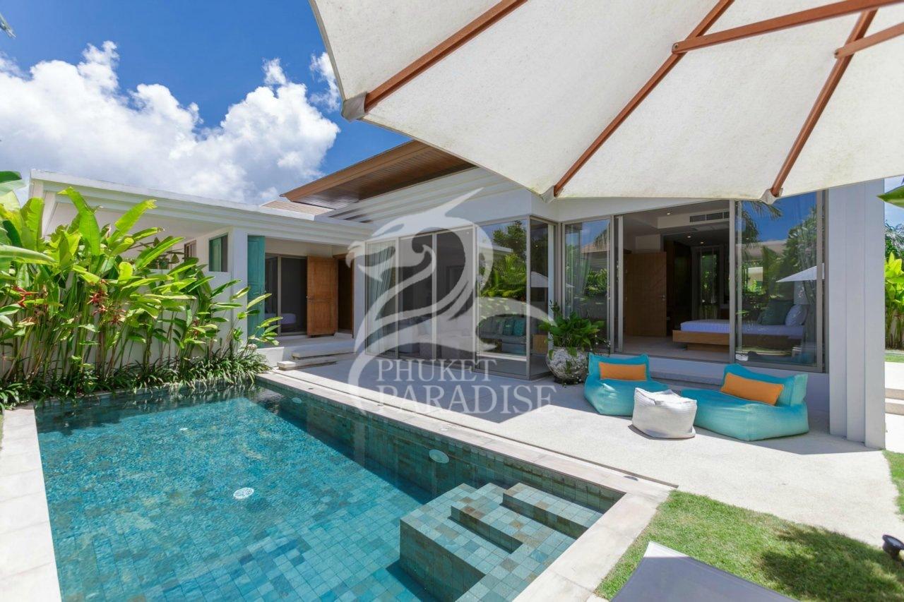 Trichada Villa с 3 спальнями
