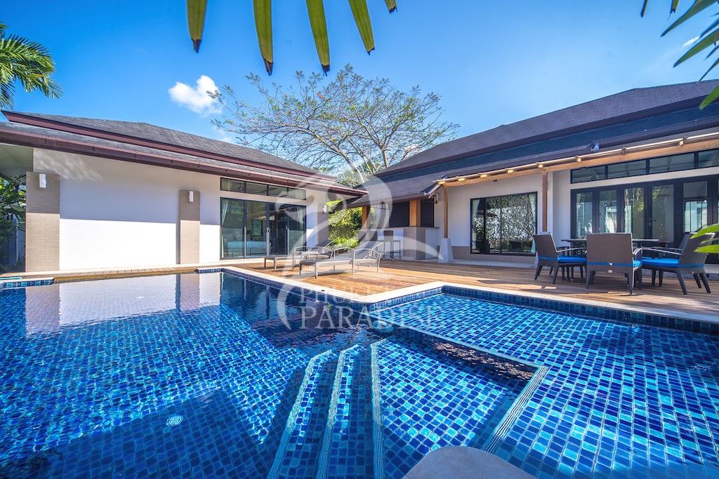 Tanode Villa c 4 спальнями