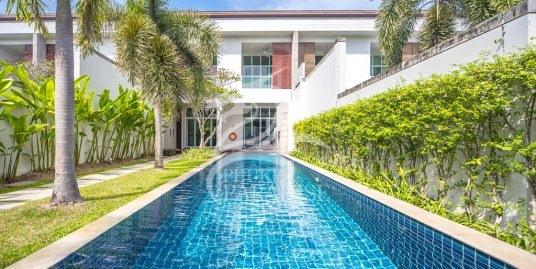 Oxygen Villa на пляже Бангтао